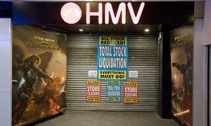 HMV store Trocadero