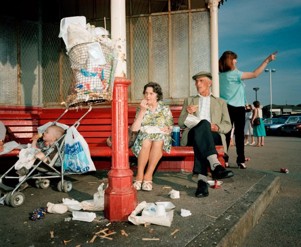 GB. England. New Brighton. 1985.